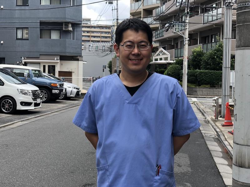 鍼灸師 田沼 陽太郎