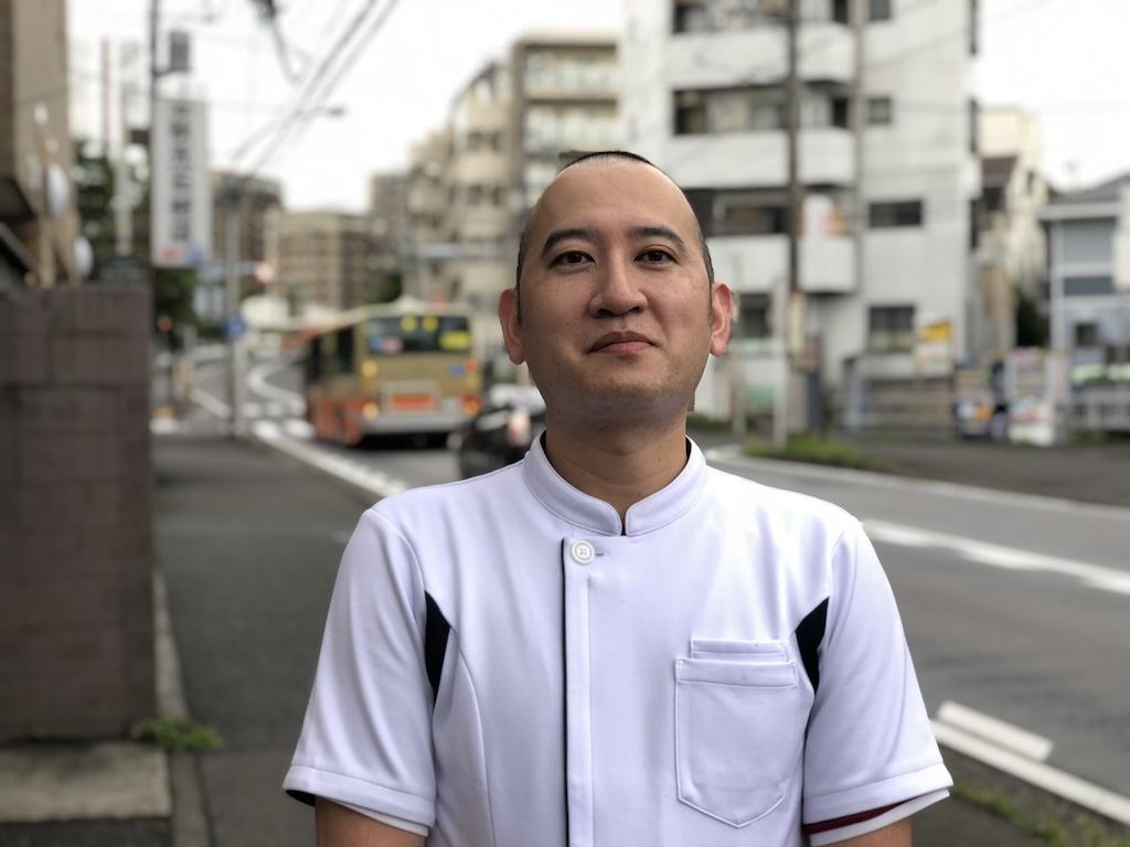 院長・柔道整復師 高橋 智広